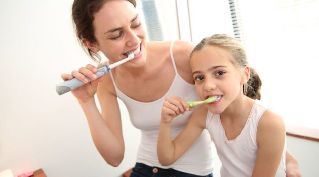 Know the importance of brushing as a habit
