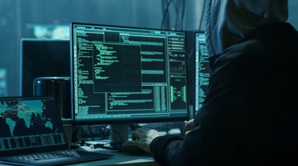 What is a data security master in ethical hacking?