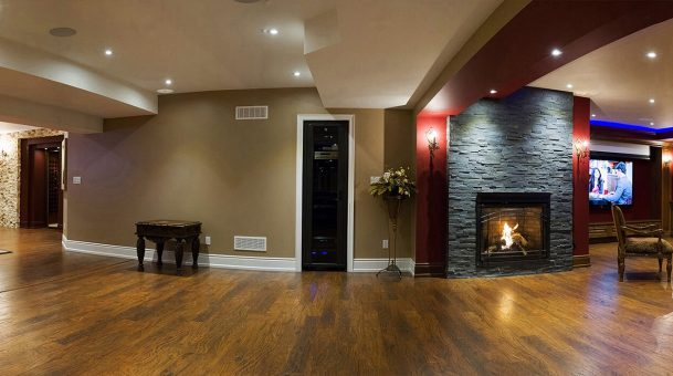 What are some things you should have done before starting basement renovations