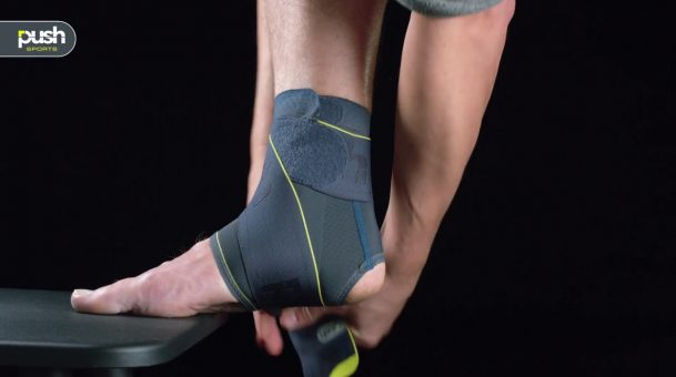 Why you should always carry an ankle brace in your sports bag?