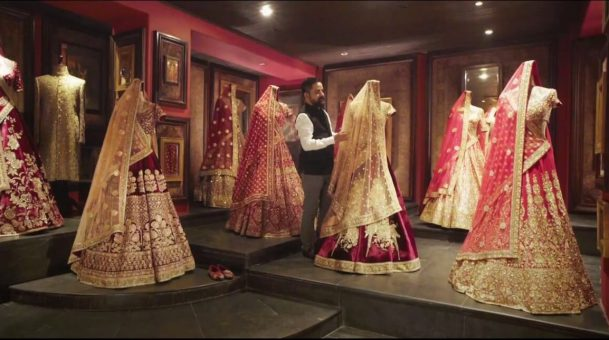 The Salon – An Exclusive Bridal Shopping Experience