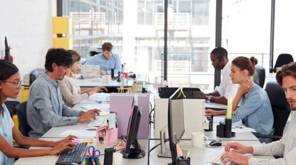 Co-working space – an affordable solution